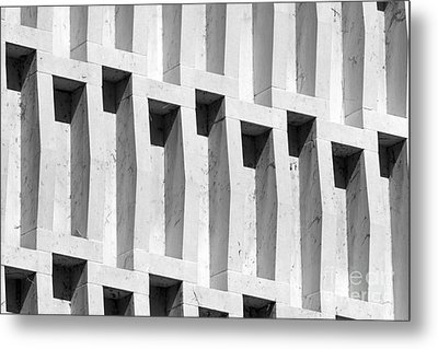 Indiana University Detail  Metal Print by University Icons