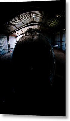 Indoors Metal Print by Paul Job