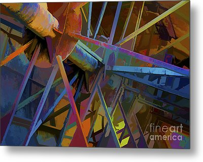 Industrial Light And Magic Metal Print by Gary Holmes