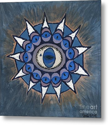 Inner Sight Metal Print