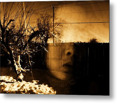 Metal Print featuring the photograph Innocents Reflection  by Jessica Shelton