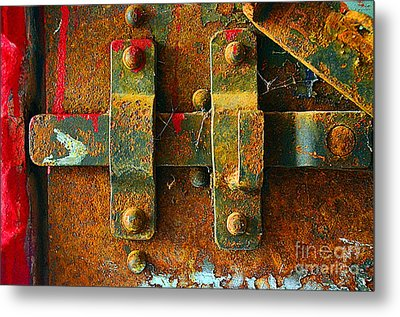 Insecurity Metal Print by Lauren Leigh Hunter Fine Art Photography