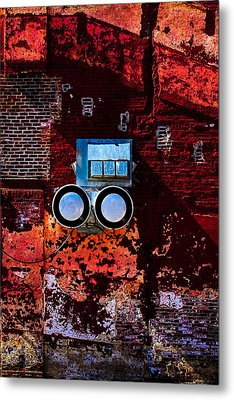 Inside Out Metal Print by Bob Orsillo