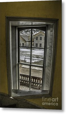 Inside Out Metal Print by Sue Smith