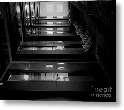 Inside Outside Metal Print by Lin Haring