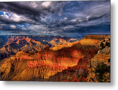 Inspiration Metal Print by Beth Sargent