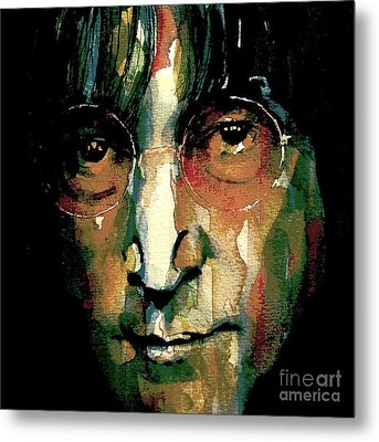 Instant Karma Metal Print by Paul Lovering