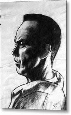 Michael Keaton Metal Print