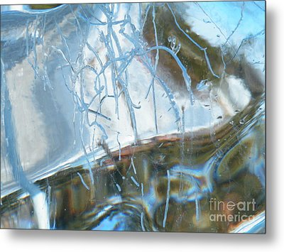Interior Issues  Metal Print by Brian Boyle