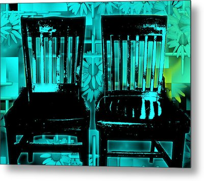 Interlude Metal Print by Wendy J St Christopher