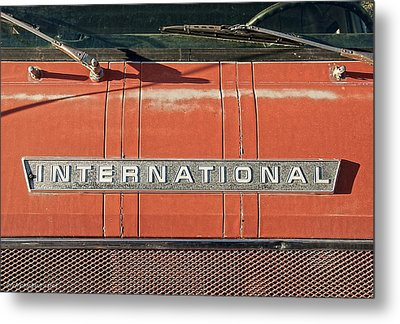 International Metal Print by Britt Runyon