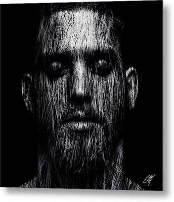 Intimo 5 Metal Print by Chris Lopez