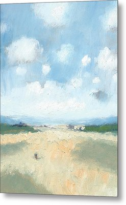 Into The Distance Part Two Metal Print by Alan Daysh