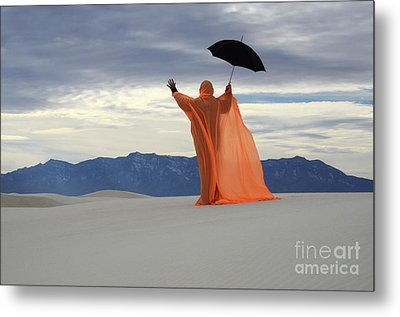 Into The Mystic 3 Metal Print by Bob Christopher
