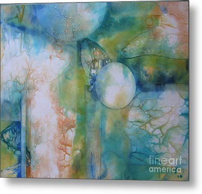 inVision 119 Metal Print by Elis Cooke