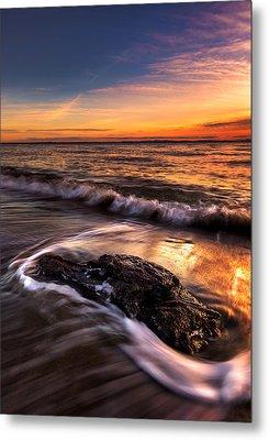 Iona Beach Metal Print by Alexis Birkill