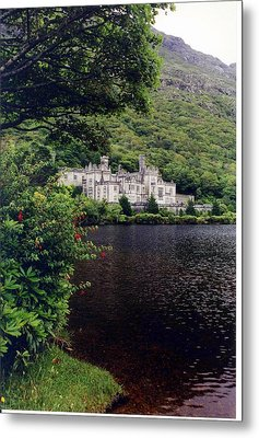 Irish Gem Metal Print