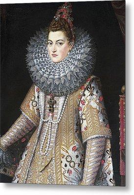 Isabella Clara Eugenia 1566-1633 Metal Print by Everett