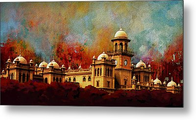 Islamia College Lahore Metal Print by Catf