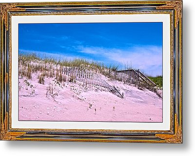 Island Inspiration Metal Print by Betsy Knapp