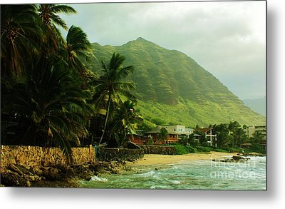 Island Living Metal Print by Craig Wood