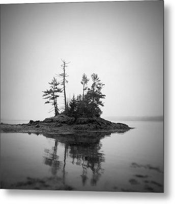 Island Metal Print by Patrick Downey