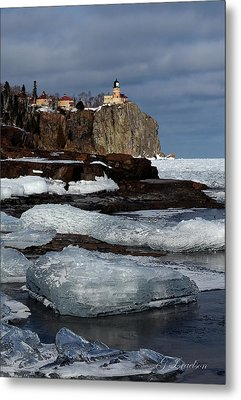 Metal Print featuring the photograph Island View by Gregory Israelson