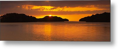 Islands In The Sea, Everglades National Metal Print by Panoramic Images