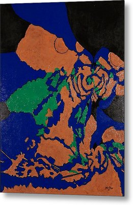 Islands Metal Print by John Shipp