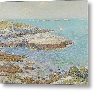 Isles Of Shoals Metal Print by Childe Hassam