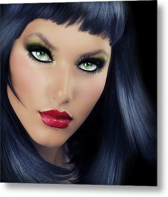 Isn't She Lovely Metal Print by Karen Showell