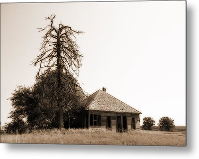 Metal Print featuring the photograph Isolated by Shirley Heier