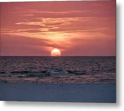 It Doesn't Get Any Better Than This Metal Print by Bill Cannon