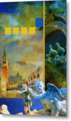 Italy 04 Metal Print by Catf