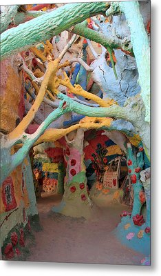 It's A Magical World Metal Print by Laurie Search