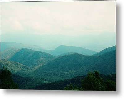 It's Better In The Mountains Metal Print by Kim Fearheiley