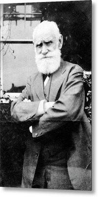 Ivan Pavlov Metal Print by American Philosophical Society