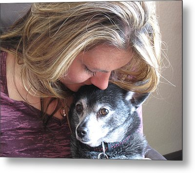 I've Missed You Metal Print by Tammy Sutherland