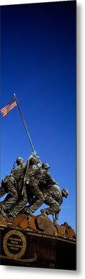 Iwo Jima Memorial At Arlington National Metal Print