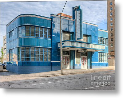 Jackson Mississippi Greyhound Bus Station IIi Metal Print by Clarence Holmes
