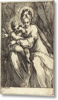 Jacques Bellange French, C. 1575 - Died 1616 Metal Print