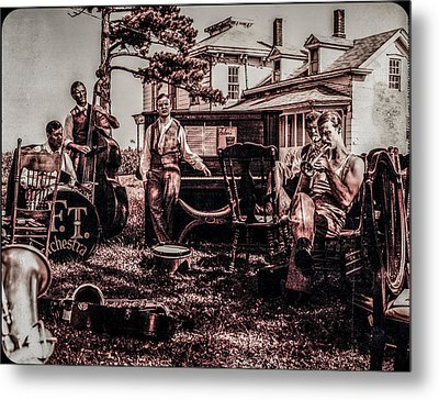 Jam Session Metal Print by Ray Congrove