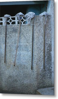 Metal Print featuring the photograph Jamaican Mops by Randy Pollard