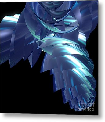 Jammer Turbo Sheen 001 Metal Print by First Star Art
