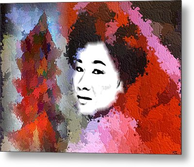 Japan Metal Print by Kelly McManus
