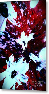 Metal Print featuring the painting Jasmine In My Mind  by Jacqueline McReynolds