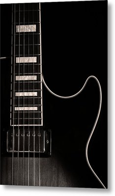 Jazz N Blues Metal Print by Andrew Pacheco