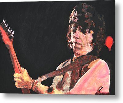 Jeff Beck Metal Print