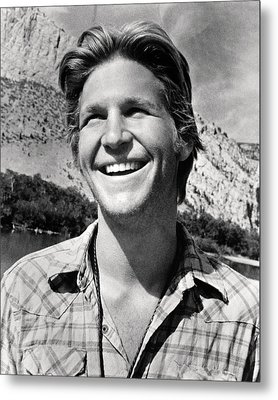 Jeff Bridges In Thunderbolt And Lightfoot  Metal Print by Silver Screen