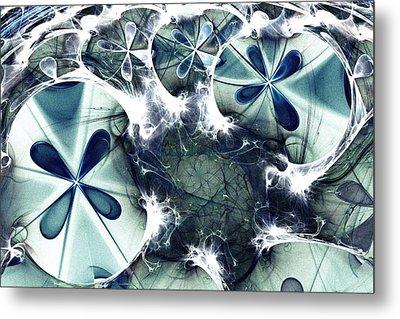 Jellyfish Metal Print by Anastasiya Malakhova